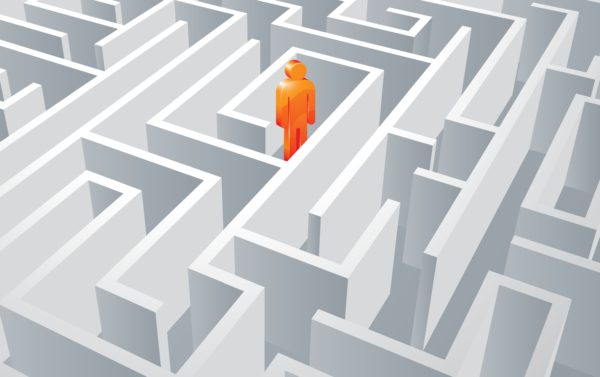 Man In A Maze-TaxBurden-Manning The Wall Blog