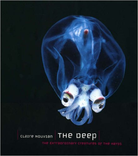 The Deep: The Extraordinary Creatures of the Abyss featured on Manning the Wall