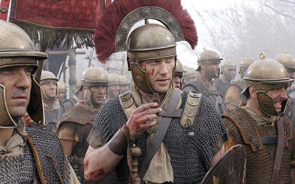 Marriage Roman Soldiers Centurion