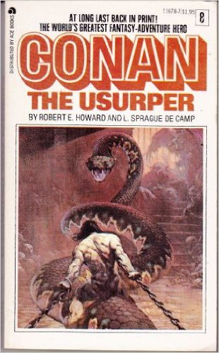Conan The Usurper as featured on manningthewall.com