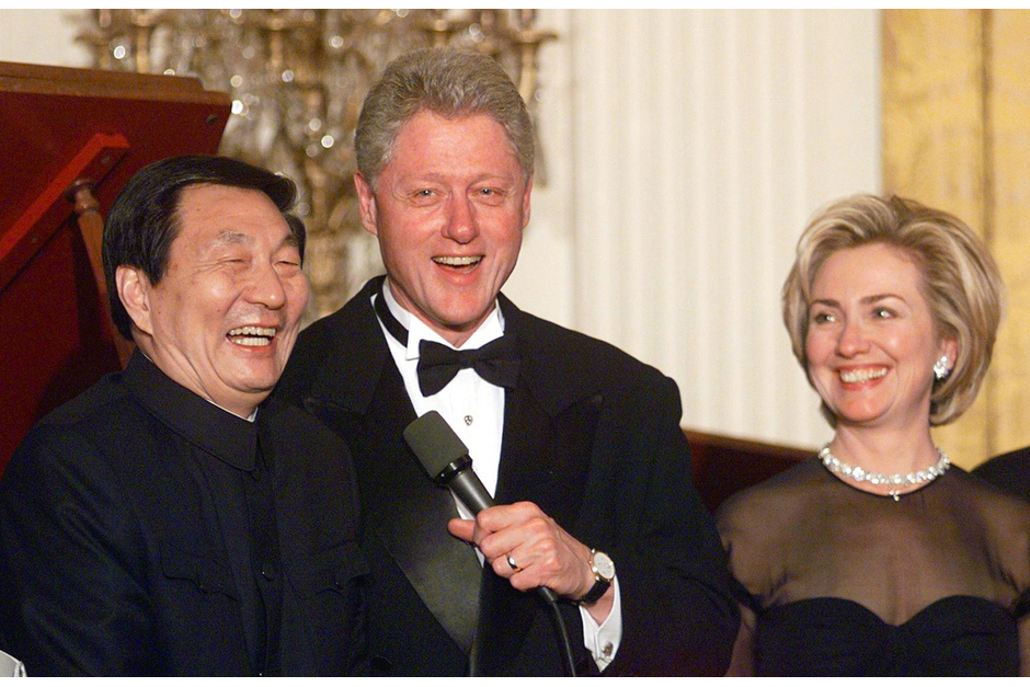 Clinton, and how the Chinese got to Space@manningthewall.com