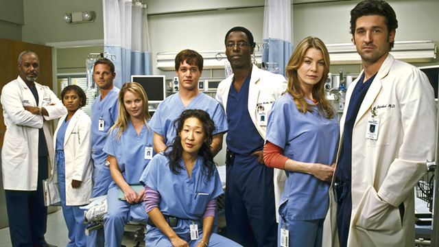 Grey's Anatomy @manningthewall.com