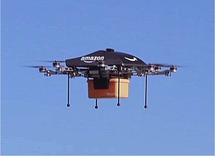 Amazon Delivery Working From Home @manningthewall.com