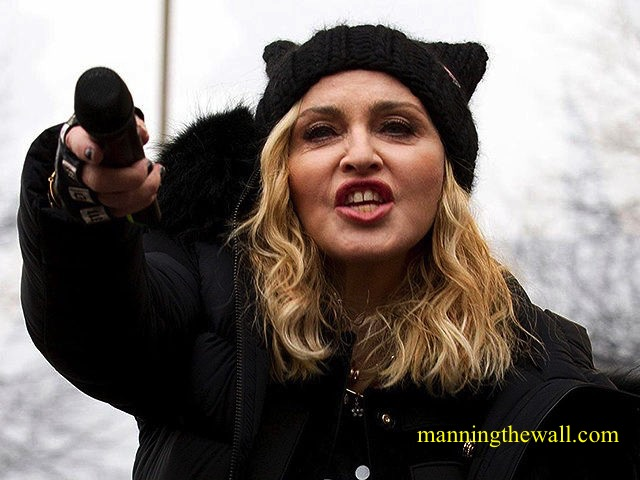 Madonna rebellious @manningthewallc.com