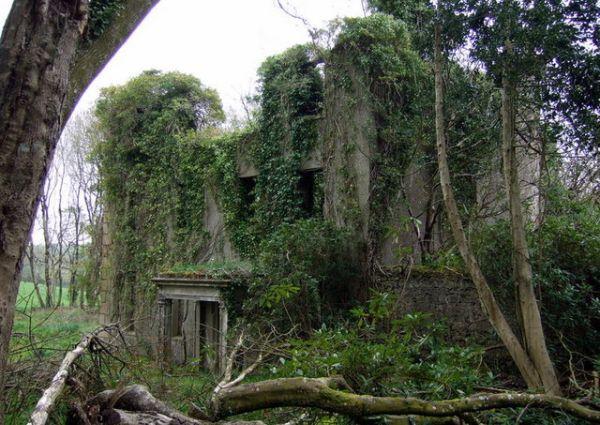 Abandoned Building @manningthewall.com