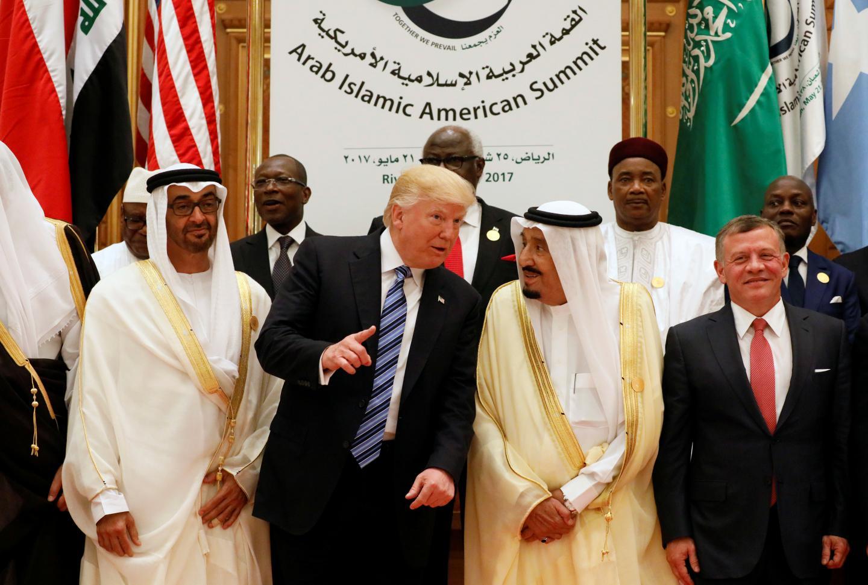 Trump King Slaman @manningthewall.com