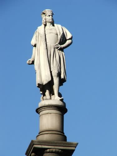 Christopher Columbus | manningthewall.com